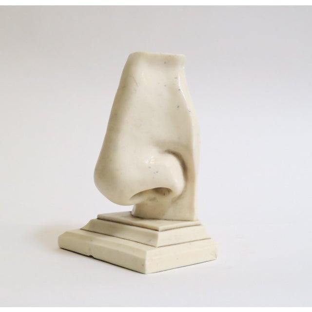 Stone Nose Sculpture - Image 3 of 6