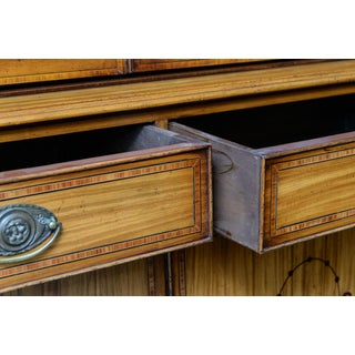 Adams Style Satinwood Bookcase Preview