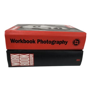The Workbook Photography Books - Set of 2