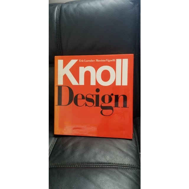 """""""Knoll Design"""" Coffee Table Book For Sale - Image 11 of 11"""