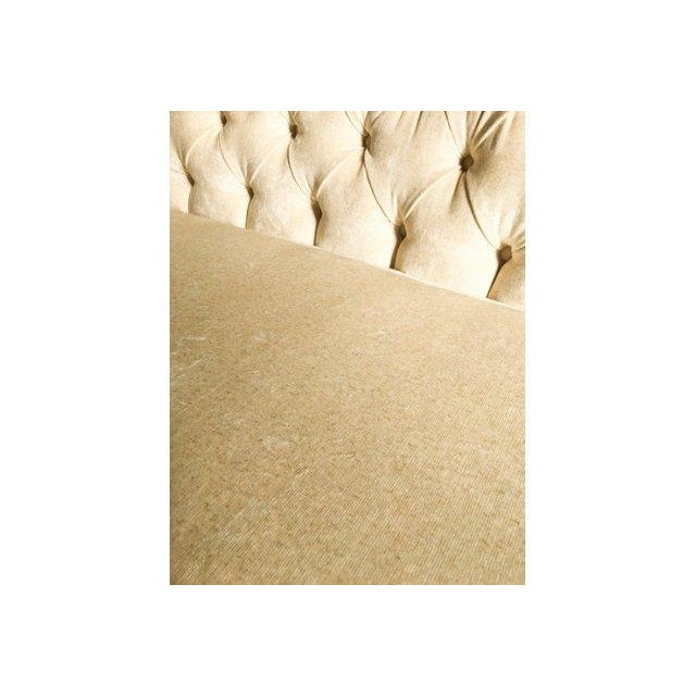 Hodsoll McKenzie Ivory Chesterfield Sofa - Image 6 of 10