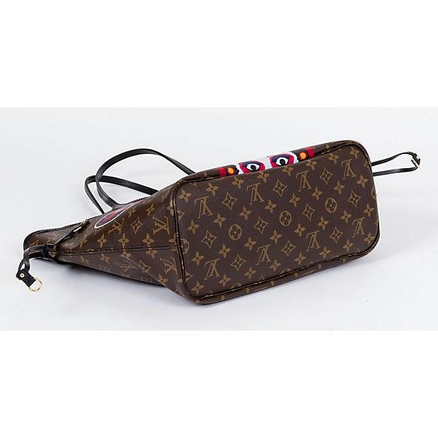 cbe59997c6 2000 - 2009 New Vuitton Kabuki Limited Edition Neverfull Bag For Sale -  Image 5 of