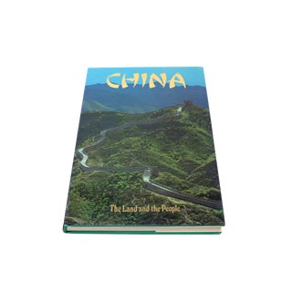 China: The Land and the People Book