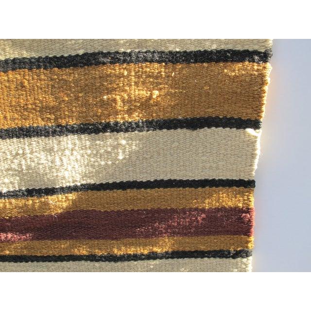 Striped Navajo Rug - 2′6″ × 5′6″ - Image 10 of 10