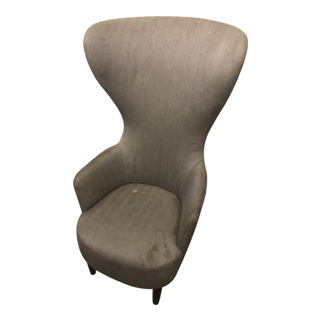 Tom Dixon Wingback Chair For Sale