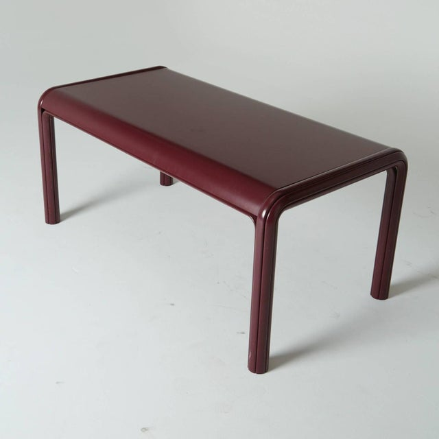 Italian Gae Aulenti Knoll Model No. 54a Dining Set For Sale - Image 3 of 9