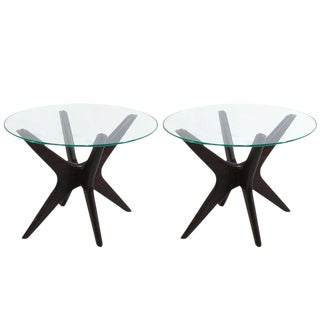 Pair of Adrian Pearsall Tables