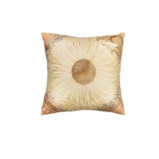 """""""Je T'aime Un Peu Beaucoup"""" Hermès Silk Scarf Pillow For Sale"""