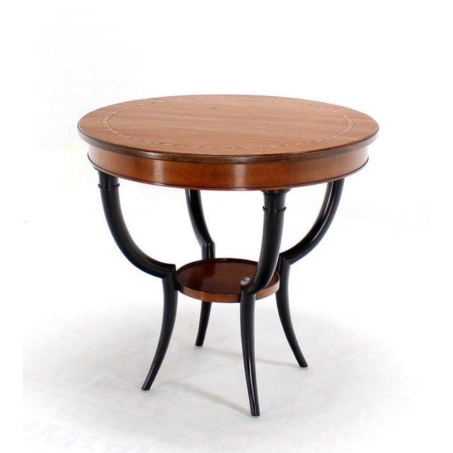 Nice quality Baker gueridon center table
