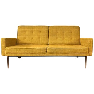 Florence Knoll for Knoll International Parallel Bar Settee For Sale