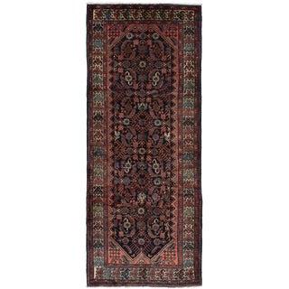 "Hand-Knotted Afghan Tribal Rug, 5'7"" x 8'6"" feet"