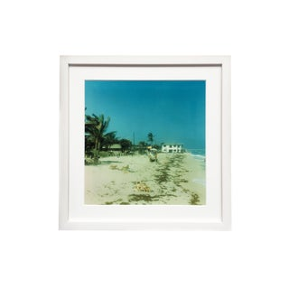 "Jack Pierson Photograph ""Hollywood Beach Fla Lifeguard"" For Sale"