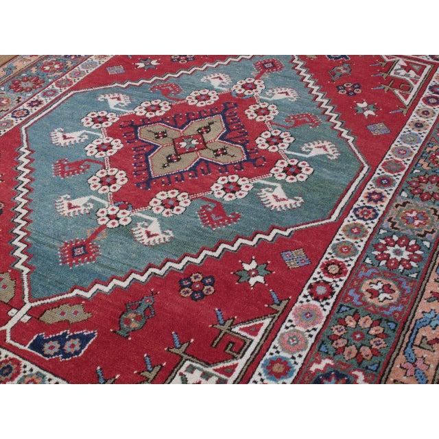 Tribal Dazkiri Rug For Sale - Image 3 of 8