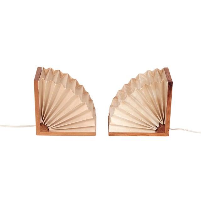 1970s Noah Slutsky Table Lamps - a Pair For Sale - Image 5 of 13