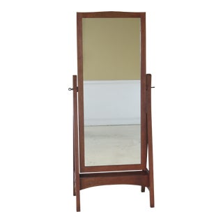 Stickley Mission Oak Arts & Crafts Cheval Mirror