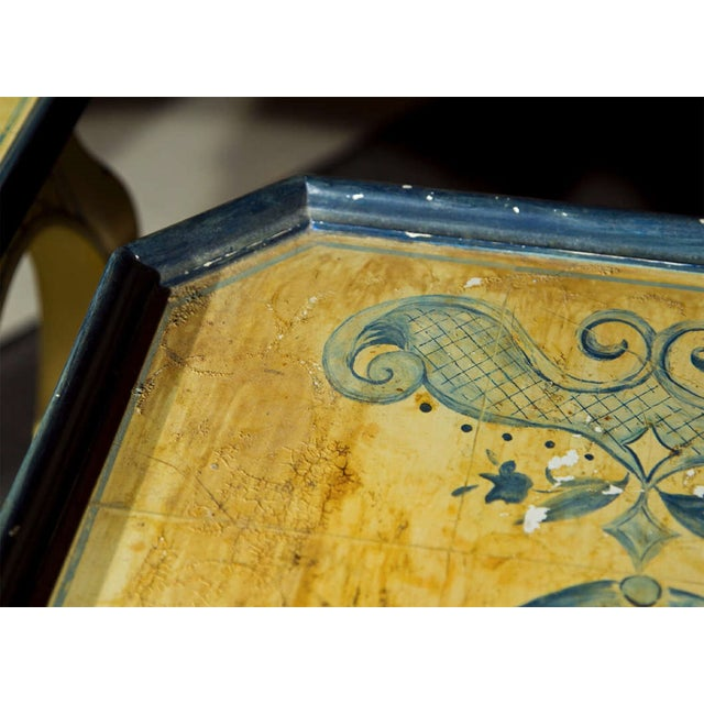 Painted French Side Tables - A Pair - Image 7 of 7