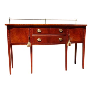 Vintage Ethan Allen Sideboard For Sale