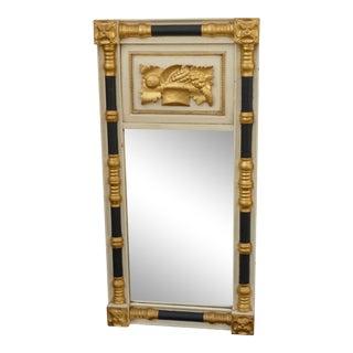 American Sheraton Style Mirror For Sale