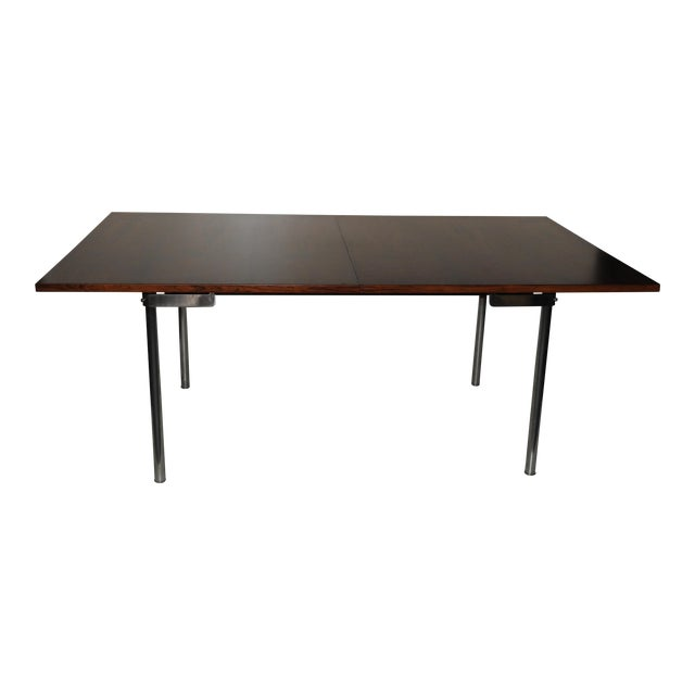 Hans Wegner for Andreas Tuck AT-322 Rosewood Dining Table - Image 1 of 9