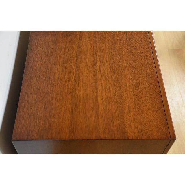 Mahogany Sligh Furniture Mahogany Dresser For Sale - Image 7 of 11