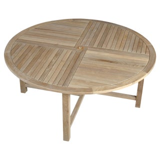 Niagara Teak Dining Table For Sale