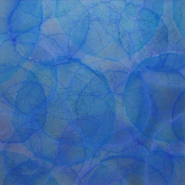 Acrylic Roger Mudre, 'Strophanthus' Painting, 2013 For Sale - Image 7 of 7