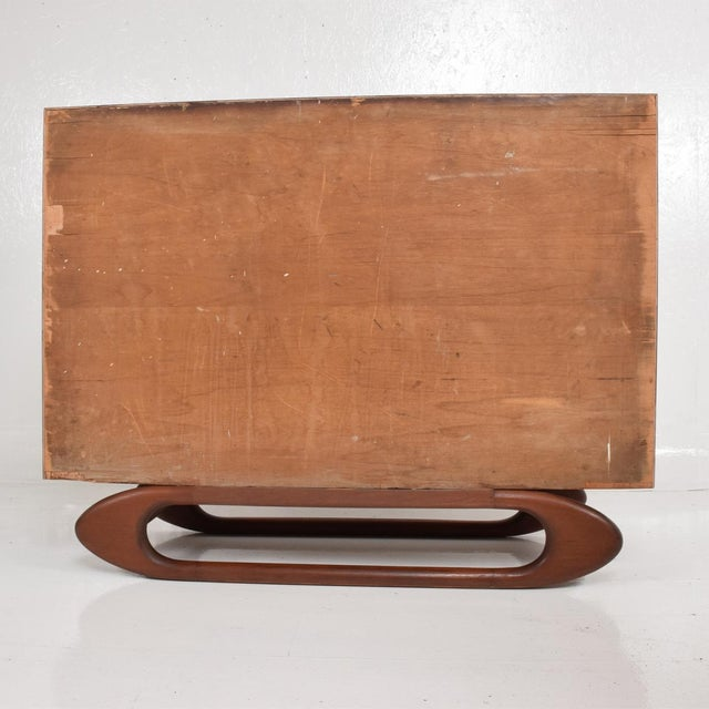Mid-Century Mexican Modernist Chest of Drawers by Frank Kyle Pepe Mendoza For Sale - Image 9 of 11