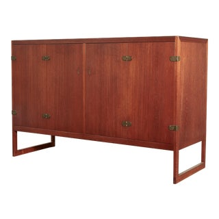 Børge Mogensen Bm57 Cabinet / Sideboard, for P. Lauritsen & Søn, Denmark, 1957 For Sale