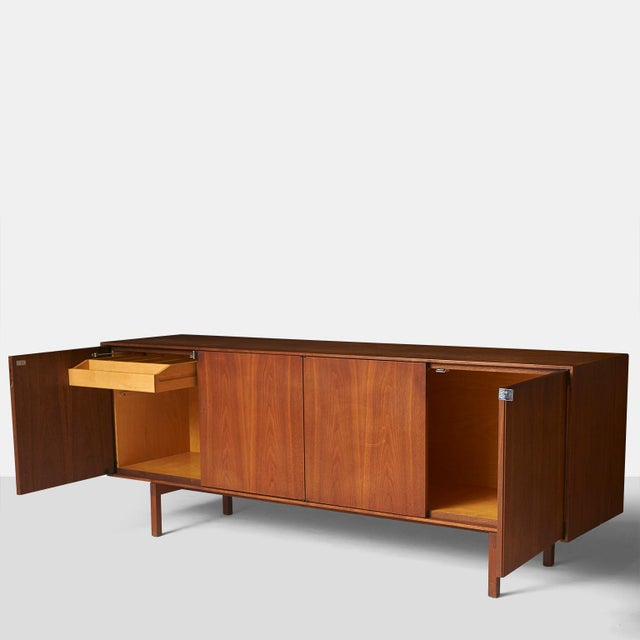 Credenza Model #541 by Florence Knoll For Sale In San Francisco - Image 6 of 11