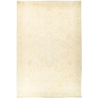 "Tarquinia, Oushak Area Rug - 10' 3"" X 15' 6"" For Sale"
