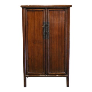 1900s Antique Nanmu Wood Armoire For Sale