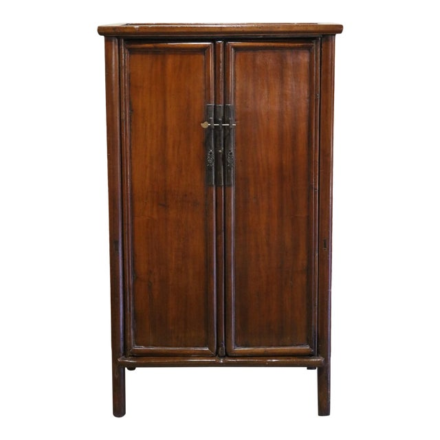 1900s Antique Nanmu Wood Armoire For Sale