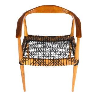 Teak Me Home Ludloe Reclaimed Teak Wood Arm Chair