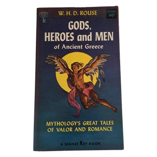 Gods, Heroes & Men of Ancient Greece, Rouse 1962