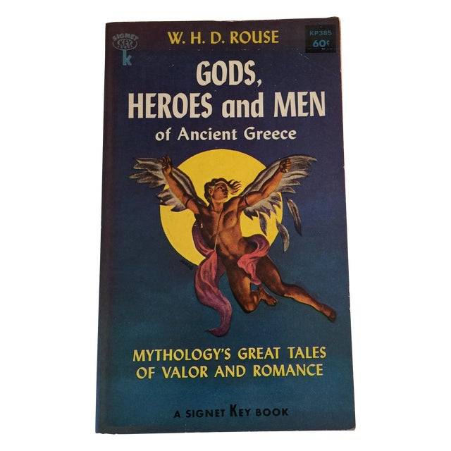 Gods, Heroes & Men of Ancient Greece, Rouse 1962 For Sale