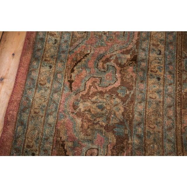 """Vintage Meshed Carpet - 7'3"""" x 12'6"""" - Image 2 of 9"""
