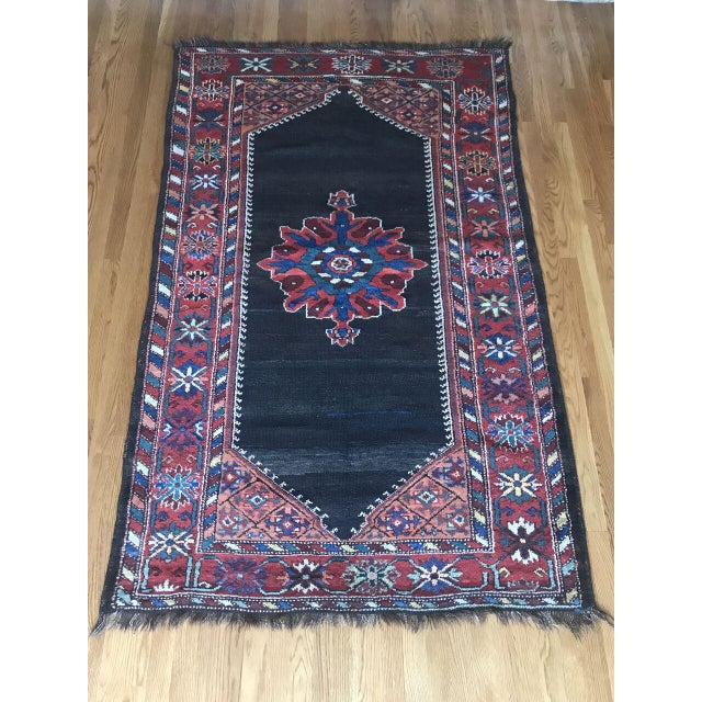 Textile Bellwether Rugs Kordish Persian Rug - 4′ × 6′7″ For Sale - Image 7 of 7