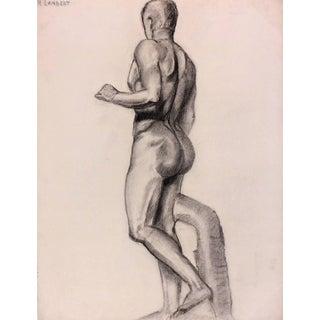 M. Lambert, Nude Figure For Sale