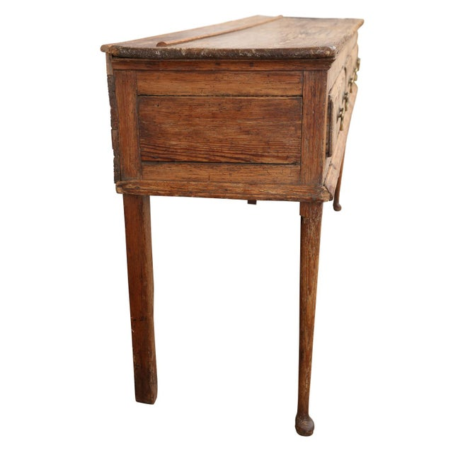 18th Century Pine Dresser For Sale - Image 9 of 11