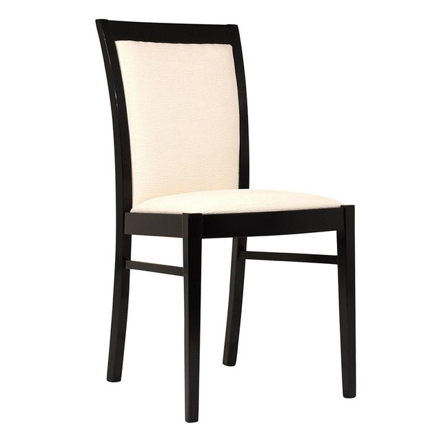 Set of Eight Regency-style Dining Chairs - Image 5 of 10