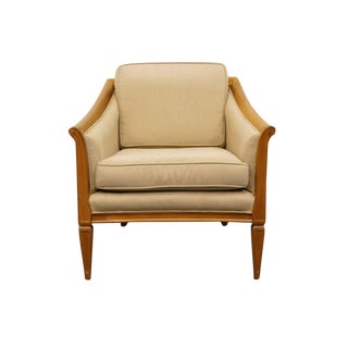 Late 20th Century Vintage Accent Armchair For Sale