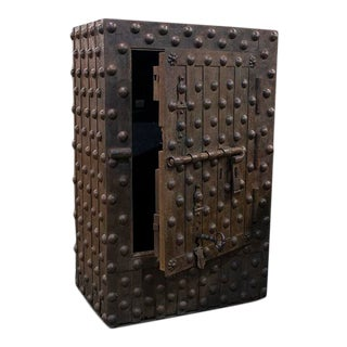 18th Century Baroque Era Style Safe For Sale