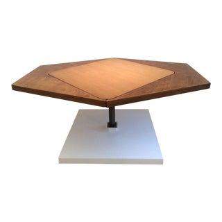 Phillips Auction House Italian Floor Mounted Dining Table For Sale