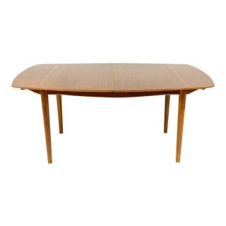 "Danish Modern Finn Juhl ""The Universal"" Dining Table For Sale"