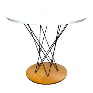 Childs Small Cyclone Side Table Designed by Noguchi for Knoll For Sale