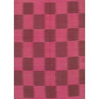 Scandinavian Modern Kilim Rug - 7′6″ × 10′ For Sale