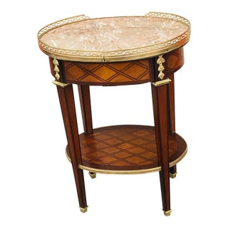 1940s English Side Table - a Pair For Sale