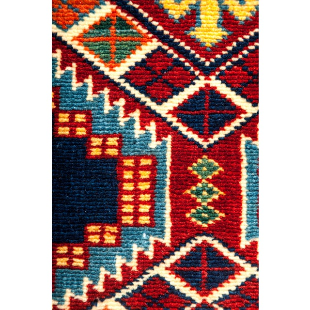 """New Traditional Hand Knotted Runner - 2'7"""" x 9'5"""" - Image 3 of 3"""