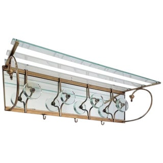 Cristal Art Coat Rack For Sale