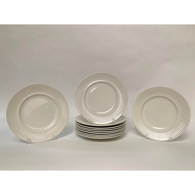 The simple, classic design of these ironstone plates from Johnson Brothers make them a versatile base for your...